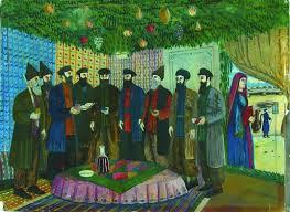 prayers for sukkot file shalom koboshvili feast of sukkot prayers gouache on paper