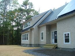 energy independent cape cod style home island carpentry island