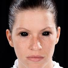 halloween contact lens halloween contact lenses black sclera pssucai