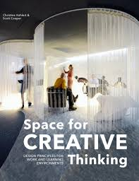 space for creative thinking design principles for work and