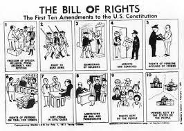 the bill of rights in a nutshell red white and blue freedom