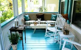 decorating with front porch furniture homes image of cottage style