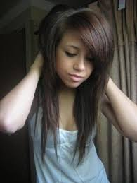 best hair cut for 64 year old with round a face best 25 long scene hairstyles ideas on pinterest emo hairstyles