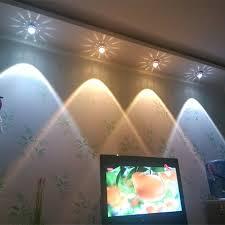 3w crystal led ceiling lights restaurant ktv aisle living room