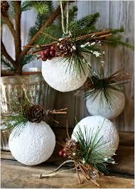 15 wonderful diy christmas ball crafts