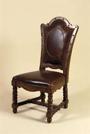 High Back Brown Leather Dining Chairs 150 Best Furniture Images On Pinterest Garden Shop Dining