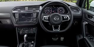 volkswagen touareg 2017 interior volkswagen tiguan review carwow