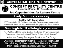 salary for part time jobs in australia jobs in australian health care centre lahore 2016
