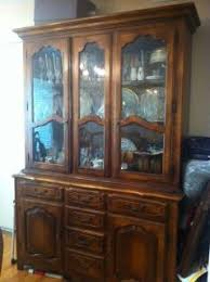 ethan allen china cabinet ethan allen china cabinet country french