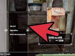 2 easy ways to do the oghma infinium glitch in skyrim
