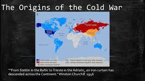 the origins of the cold war u201c