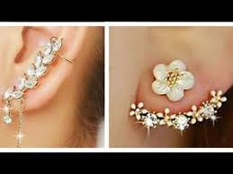 different types of earrings different types of earrings for different shapes of ears 2017