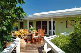 Beach House Backyard Reef Beach House Turks And Caicos Villa Rental Wheretostay
