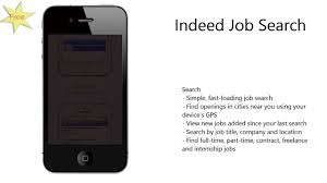 Jobs Search by Indeed Job Search Iphone U0026 Ipad Review Youtube