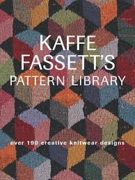 kaffe fassett u0027s pattern library over 190 creative knitwear
