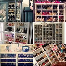 my shoe organization inspirations closet pinterest