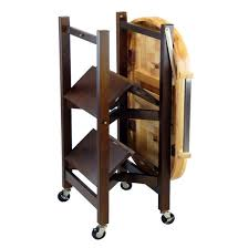 oasis island kitchen cart oasis oval folding kitchen island free shipping homecomforts