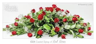 how to make a casket spray send flowers funeral casket sprays holy cross funerals