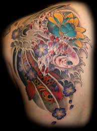 koi fish tattoo design tattoo collections
