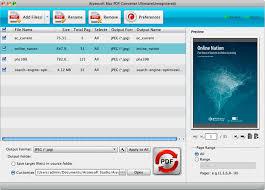 Pdf Converter Aiseesoft Pdf Converter Ultimate Pdf Conversion Software 40