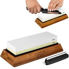 whetstone for kitchen knives sharpening set premium two sided 1000 4000 whetstone knife
