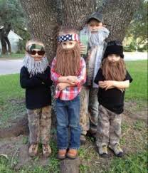 Duck Dynasty Halloween Costumes 42 U0027s Halloween Costumes Viral