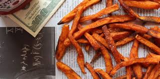 cuisiner les patates douces frites de patates douces au paprika facile et pas cher recette