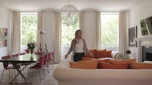 designers at home take a tour around sophie conran u0027s living room