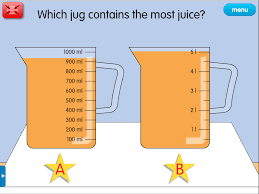 measuring jug a year 3 measuring resource for interactive whiteboards