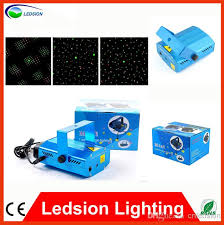 mini laser stage lighting holographic laser star projector blue mini rg projector holographic laser star stage dj disco party