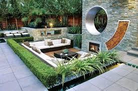 emejing mid century modern landscape design ideas contemporary