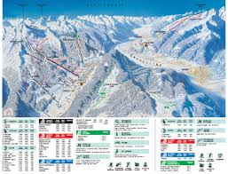 Piste Maps For Italian Ski by Aprica Map Winter Sports Com