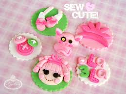 lalaloopsy cake topper five tips to give your fondant toppers that personal touch