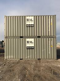 new u0026 used shipping containers columbus oh pac van