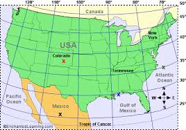 united states map with longitude and latitude cities us maps longitude latitude map of usa with cities and latitude