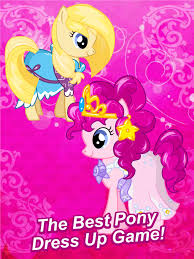 pony free kids dress up games for my little girls apps 148apps