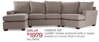 sofa with chaise and cuddler centerfieldbar com
