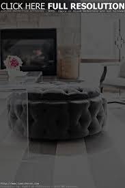 Ottoman Shelf by Coffee Table Upholstered Ottoman Coffee Table Carlisle Ent Un