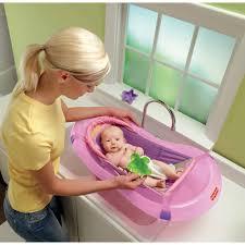 fisher price 3 stage pink sparkles bath tub walmart com