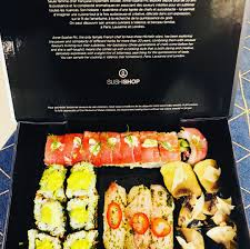 expression cuisine le chamois on box pic by sushi shop cuisine