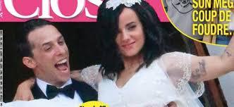 mariage alizee alizée et grégoire lyonnet des photos de leur mariage dévoilées