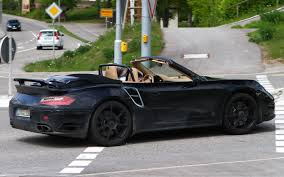 orange porsche convertible 2013 porsche 911 turbo cabriolet porsche spy shots