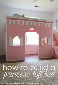 Princess Bedroom Set Rooms To Go Diy Projects And Recipe Party Princess Castle Lofts And Castles