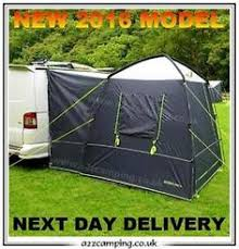 Motorhome Free Standing Awning Reimo Tour Action 4 Campervan Motorhome Drive Away Awning Tent