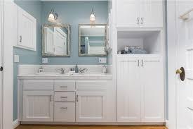 Custom Built Bathroom Vanities Bathroom Long Bathroom Cabinets Bath Vanity Double Sink Wood