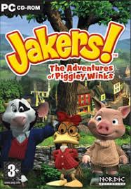 jakers adventure piggley wink jakers u0027s explore pc