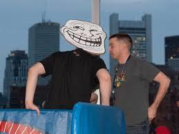 Meme Face Creator - how the creator of the trollface meme turned an ms paint cartoon