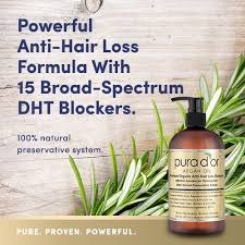 buy pura d u0027or anti hair loss premium organic argan oil shampoo