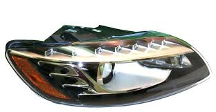 nissan murano xenon headlight assembly 2010 2011 audi q7 passenger side xenon headlamp w auto range adjust