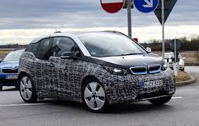 electric cars bmw bmw i3 2017 facelift spy photos and specs by car magazine